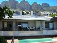 Example rental properties in Cape Town