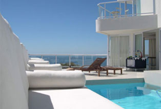 Bantry Bay Cape Town Family Home - Main View