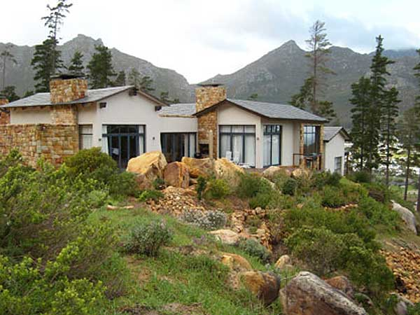Hout Bay House Overlooking Beach
