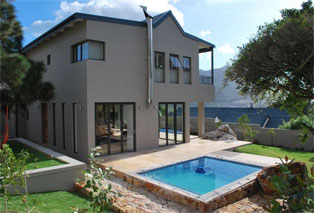 Hout Bay Property in Security Estate - Main View