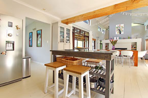Detail of Holiday Apartment in Cape Town City Bowl, Cape Town